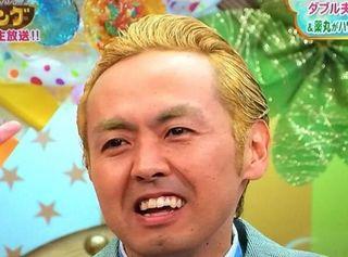 バイキング22日アンガールズ田中の頭髪が銀髪に!ミャンマーのカリスマ美容師か!?