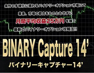 BINARY Capture -14' 水津 壽野 FX商材 検証評価