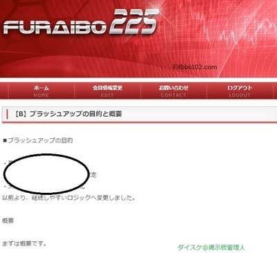 FURAIBO225は本当にブラッシュアップされているのか? 検証